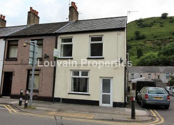 Thumbnail 3 bedroom terraced house for sale in Marine Street, Cwm, Ebbw Vale, Gwent. 7Sz.