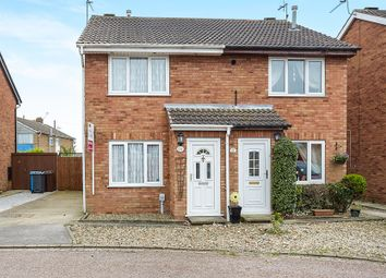 Thumbnail 2 bed semi-detached house for sale in Greylees Avenue, Hull