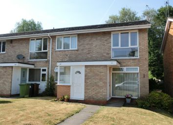 Thumbnail 2 bed flat for sale in Nethercote Gardens, Shirley, Solihull