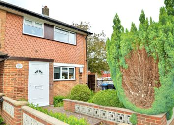 Thumbnail 3 bedroom end terrace house for sale in Bracken Avenue, Croydon