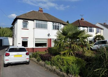 Thumbnail 3 bed semi-detached house for sale in Burley Road, Menston, Ilkley