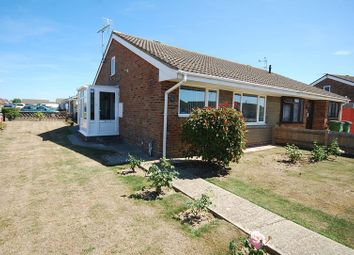 Thumbnail 2 bed semi-detached bungalow for sale in Hawthorn Close, St. Marys Bay, Romney Marsh