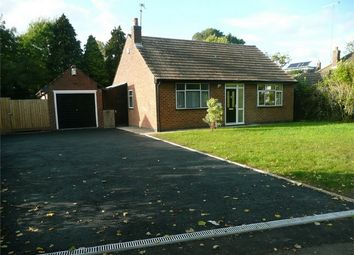 Thumbnail 2 bedroom detached bungalow to rent in Hollyfast Road, Coundon, Coventry, West Midlands