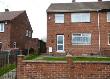 Thumbnail 3 bed semi-detached house for sale in Addison Road, Maltby, Rotherham