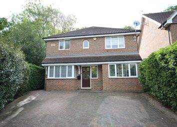 Thumbnail 4 bed detached house to rent in Woodcock Court, Three Mile Cross, Reading