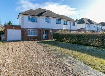 Thumbnail 3 bed property for sale in Fordwich Rise, Hertford