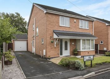 Thumbnail 4 bed detached house for sale in The Gardens, Derby Road, Skelmersdale