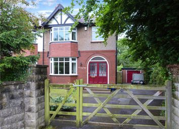 Thumbnail 3 bed semi-detached house for sale in Crag Lane, Knaresborough, North Yorkshire