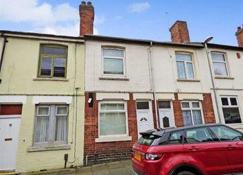 Thumbnail 2 bedroom terraced house for sale in Davis Street, Shelton, Stoke-On-Trent