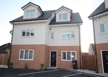 Thumbnail 4 bed town house to rent in Moorcroft Gardens, Tong Moor, Bolton, Lancs, .