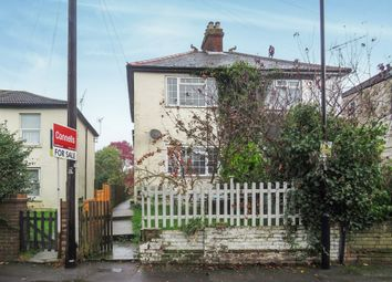 Thumbnail 2 bed flat for sale in Millbrook Road East, Southampton