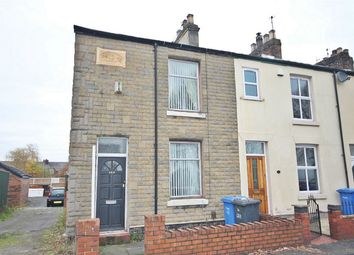 Thumbnail 2 bed end terrace house for sale in Manchester Road, Warrington