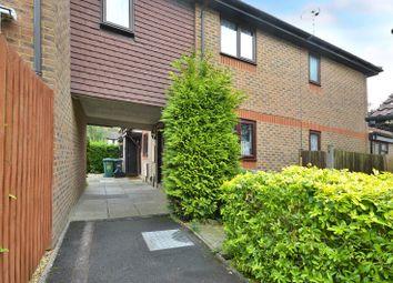 Thumbnail 3 bed terraced house for sale in Langshott, Horley