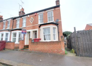 Rutland Road, Reading, Berkshire RG30. 3 bed end terrace house for sale