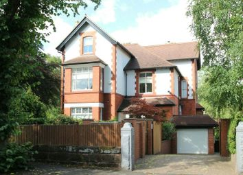 Thumbnail 6 bed detached house for sale in Leicester Road, Hale, Altrincham