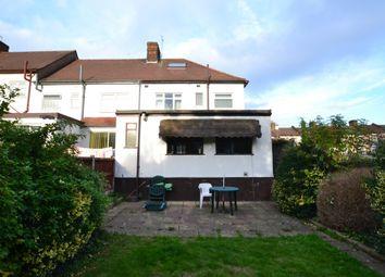 Thumbnail End terrace house to rent in Hamilton Ave, Redbridge