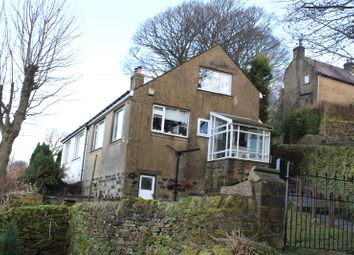 Thumbnail 2 bed semi-detached bungalow for sale in Hainworth Crag Road, Keighley