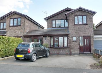 Thumbnail 3 bed detached house for sale in Delphside, Bignall End, Stoke-On-Trent