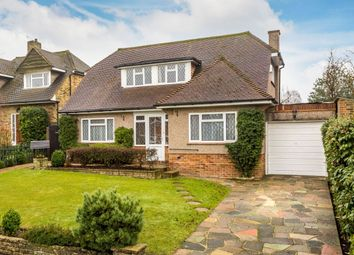 Thumbnail 3 bedroom detached house for sale in Godolphin Close, South Cheam, Sutton