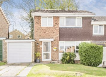 Thumbnail 3 bed semi-detached house for sale in Brampton Road, Royston
