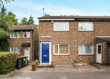 Thumbnail 2 bed end terrace house for sale in Cumbria Close, Houghton Regis, Dunstable, Bedfordshire