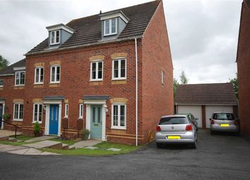 Thumbnail 3 bed semi-detached house for sale in Masefield Avenue, Ledbury, Herefordshire
