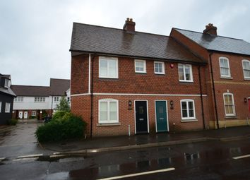 Thumbnail 2 bed end terrace house to rent in Fordwich Road, Sturry, Canterbury