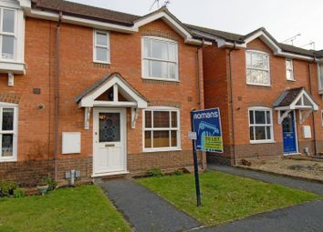 Thumbnail 2 bed end terrace house to rent in St. Johns Close, Woodley, Reading