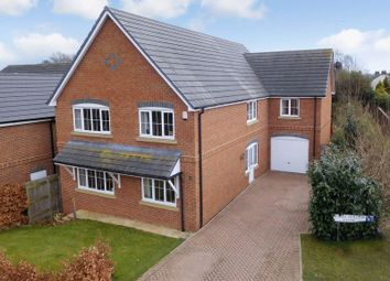 Thumbnail 5 bed detached house for sale in Foxes Hollow, Haslington, Crewe