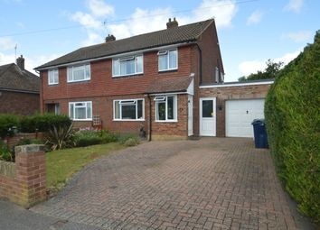 3 bed semi-detached house for sale in Brackley Road, Hazlemere, High Wycombe, Buckinghamshire HP15