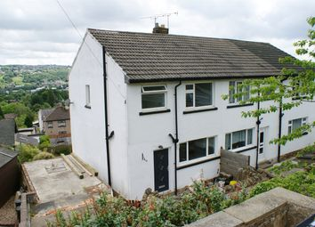 Thumbnail 3 bed semi-detached house for sale in Southfield Avenue, Riddlesden, Keighley, West Yorkshire