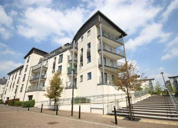 Thumbnail 2 bedroom flat for sale in Mistletoe Court, Seacole Crescent, Old Town, Swindon
