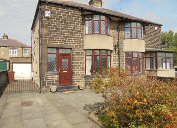 Thumbnail 2 bed semi-detached house to rent in Gain Lane, Bradford