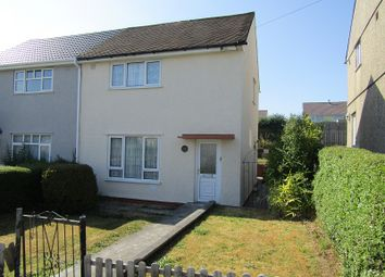 Thumbnail 2 bedroom semi-detached house for sale in Solva Road, Clase, Swansea, City And County Of Swansea.