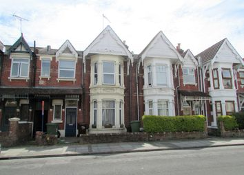 Thumbnail 2 bed flat to rent in Oriel Road, Portsmouth