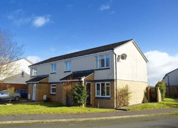 Thumbnail 2 bed flat for sale in Nisbet Drive, Prestwick