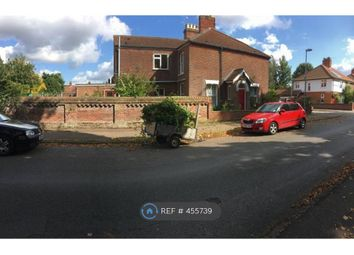 Thumbnail 4 bedroom end terrace house to rent in Upton Road, Norwich
