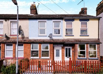 Thumbnail 2 bed terraced house for sale in Bostock Road, Ipswich