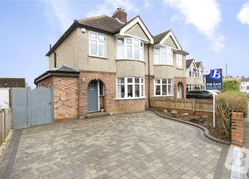 Thumbnail 3 bed semi-detached house for sale in Moulsham Drive, Chelmsford, Essex