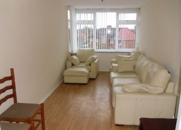 Thumbnail 3 bed flat to rent in Fenham Hall Drive, Fenham, Newcastle Upon Tyne