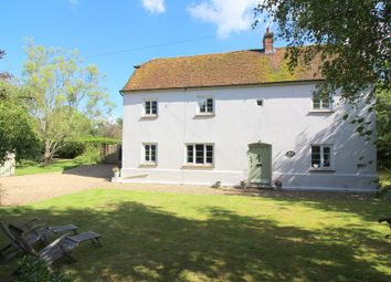 Thumbnail 3 bed detached house for sale in School Lane, Bishops Sutton, Alresford