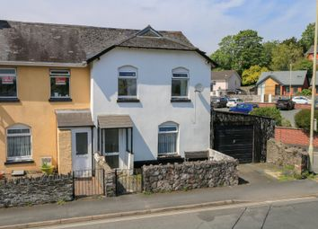 Thumbnail 3 bed end terrace house for sale in Cricketfield Road, Newton Abbot