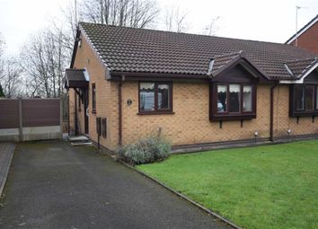 Thumbnail 2 bed semi-detached bungalow for sale in Queenhill Drive, Hyde