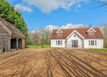 Thumbnail 4 bed detached house for sale in Harpenden Road, Childwickbury, St. Albans, Hertfordshire