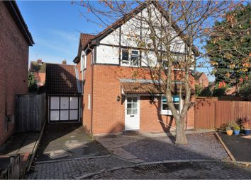 Thumbnail 4 bed detached house for sale in Carlton Close, Chester
