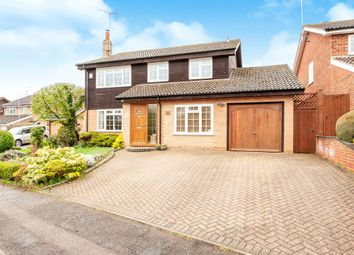 4 bed detached house for sale in Cotefield Drive, Leighton Buzzard LU7