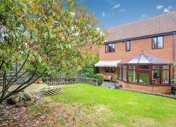Thumbnail 4 bed detached house for sale in Cruickshank Grove, Crownhill, Milton Keynes, Bucks