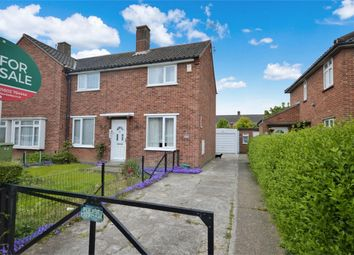 Thumbnail 3 bed semi-detached house for sale in Latimer Road, Norwich