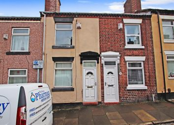 Thumbnail 2 bed terraced house to rent in Derry Street, Fenton, Stoke-On-Trent