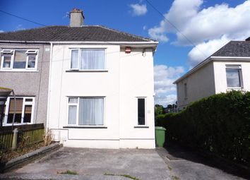 Thumbnail 3 bedroom semi-detached house for sale in Park Avenue, Plymstock, Plymouth